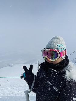 初滑り…ニセコグラン・ヒラフ