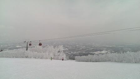 ルスツ(イゾラ)の頂上