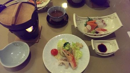 郷土料理(雪花亭)