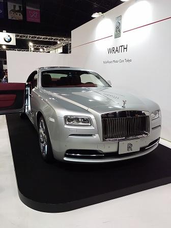 Rolls-Royce Wraith2